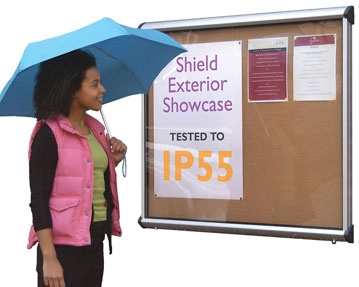 Shield Exterior Noticeboards