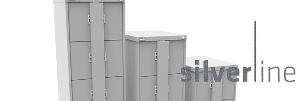 Silverline Secure Filing Cabinets