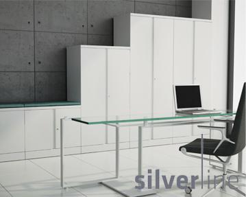 Silverline MLine Cupboards