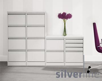 Silverline Mline Filing Cabinets