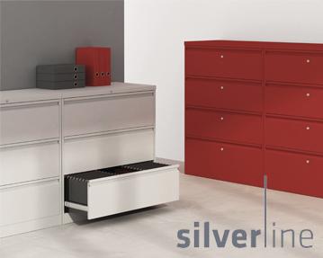 Silverline MLine Side Filers