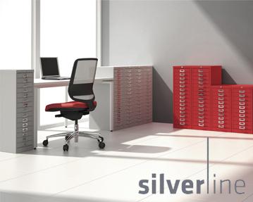 Silverline Multidrawers