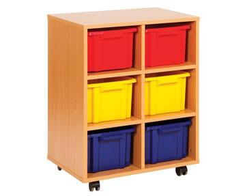 Strata Budget Tray Storage