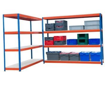 Rapid 1 - Four Shelves