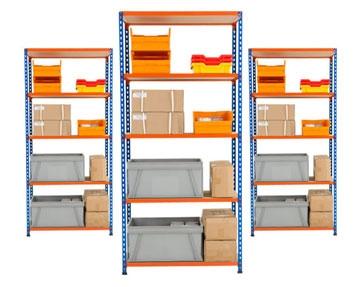 Rapid 1 - Five Shelves