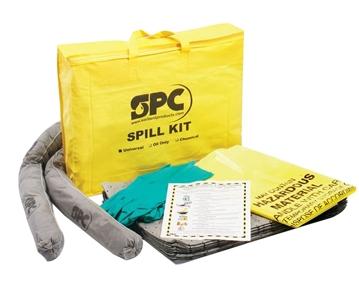Spill Kits & Barrier