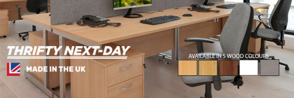 Thrifty Next-Day Delivery Desks