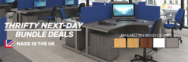Thrifty Next-Day Delivery Desk Bundle Deals