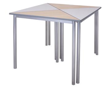 Educate Premium Triangular Classroom Tables