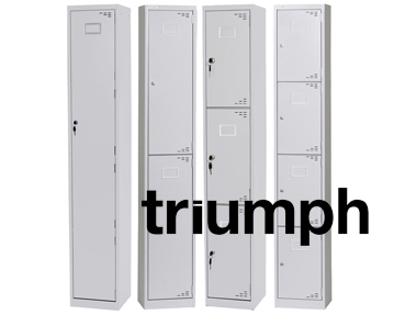 Triumph Lockers