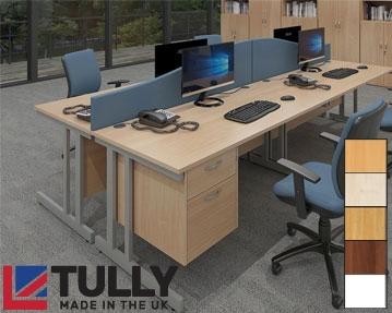 Tully II Desks
