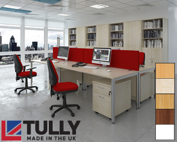 Tully Bench Desks