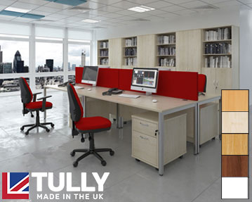 Tully Bench Desks