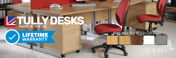 Tully Desks - Lifetime Warranty