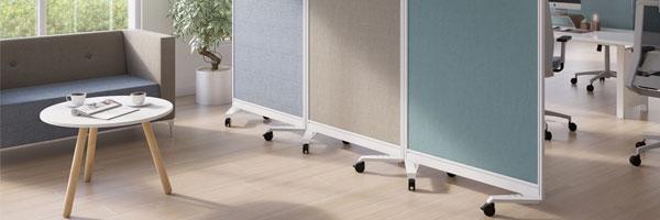 Mobile Floor Screens