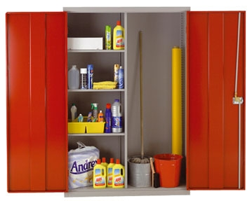 Janitors Cupboards