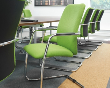 Designer Cantilever Chairs