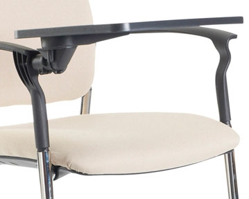 Designer Tablet Chairs  sc 1 st  Furniture At Work & Writing Tablet Chairs - Chairs with Writing Tablets - Furniture At Work