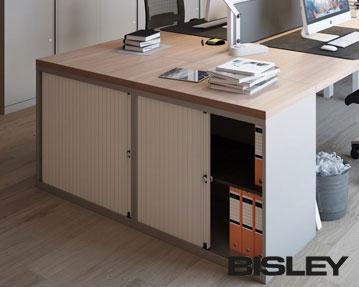 Bisley Essentials Tambour Cupboards