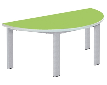 Elite Static Height Semi Circular Tables