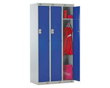 Deluxe Nested Lockers