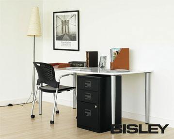 Bisley A4 Filing Cabinets