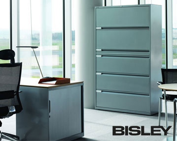 Bisley Systemfile Combination Drawers