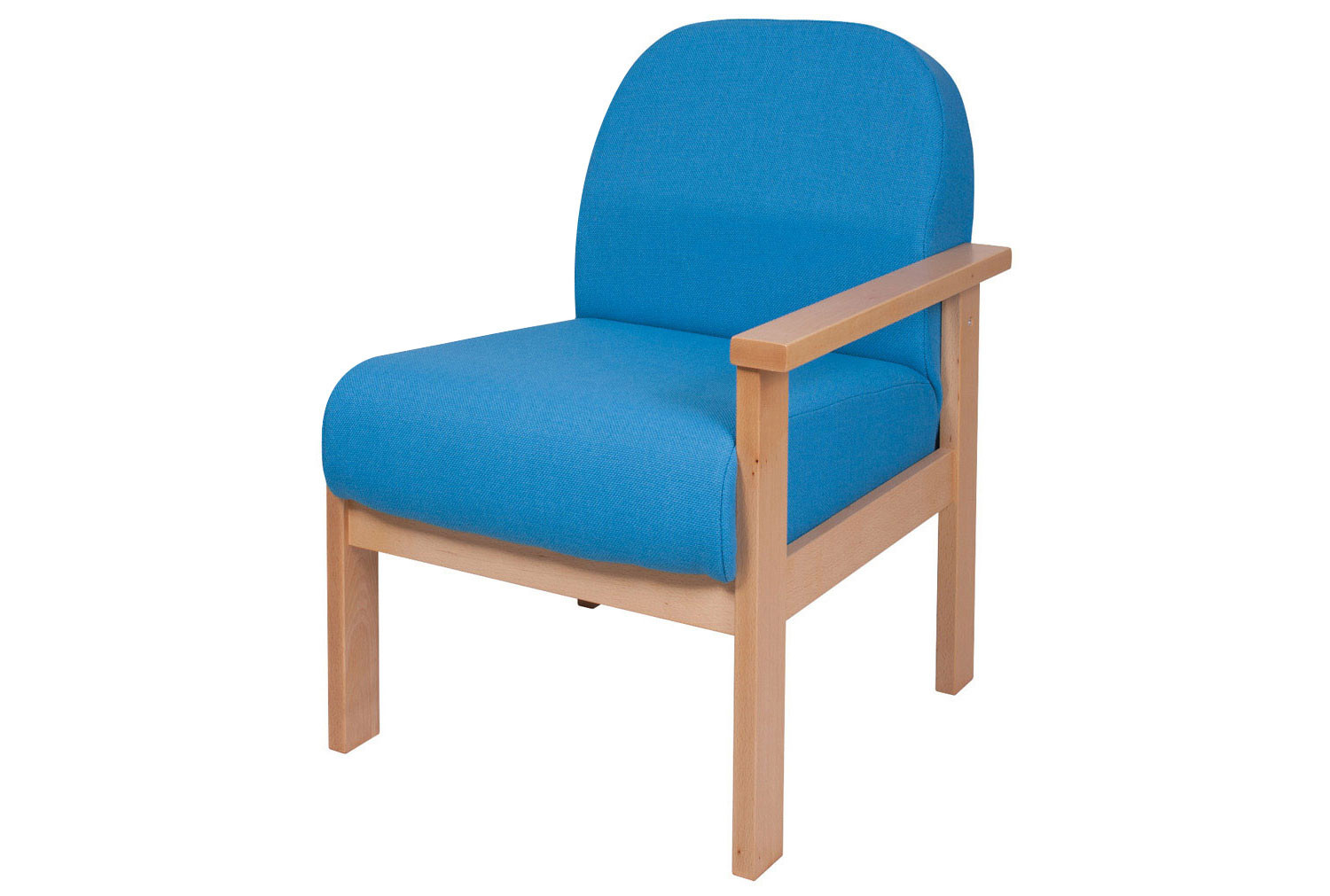 Brito Reception Chair With Left Hand Arm