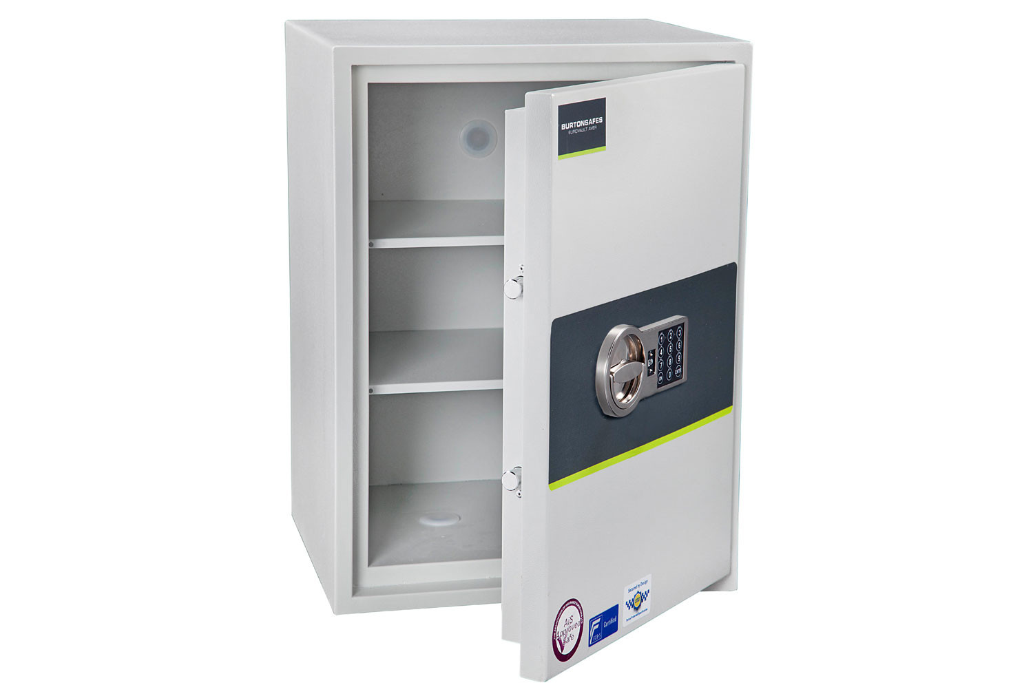 Burton Eurovault Aver S2 Size 4 Safe With Electric Lock (56ltrs)