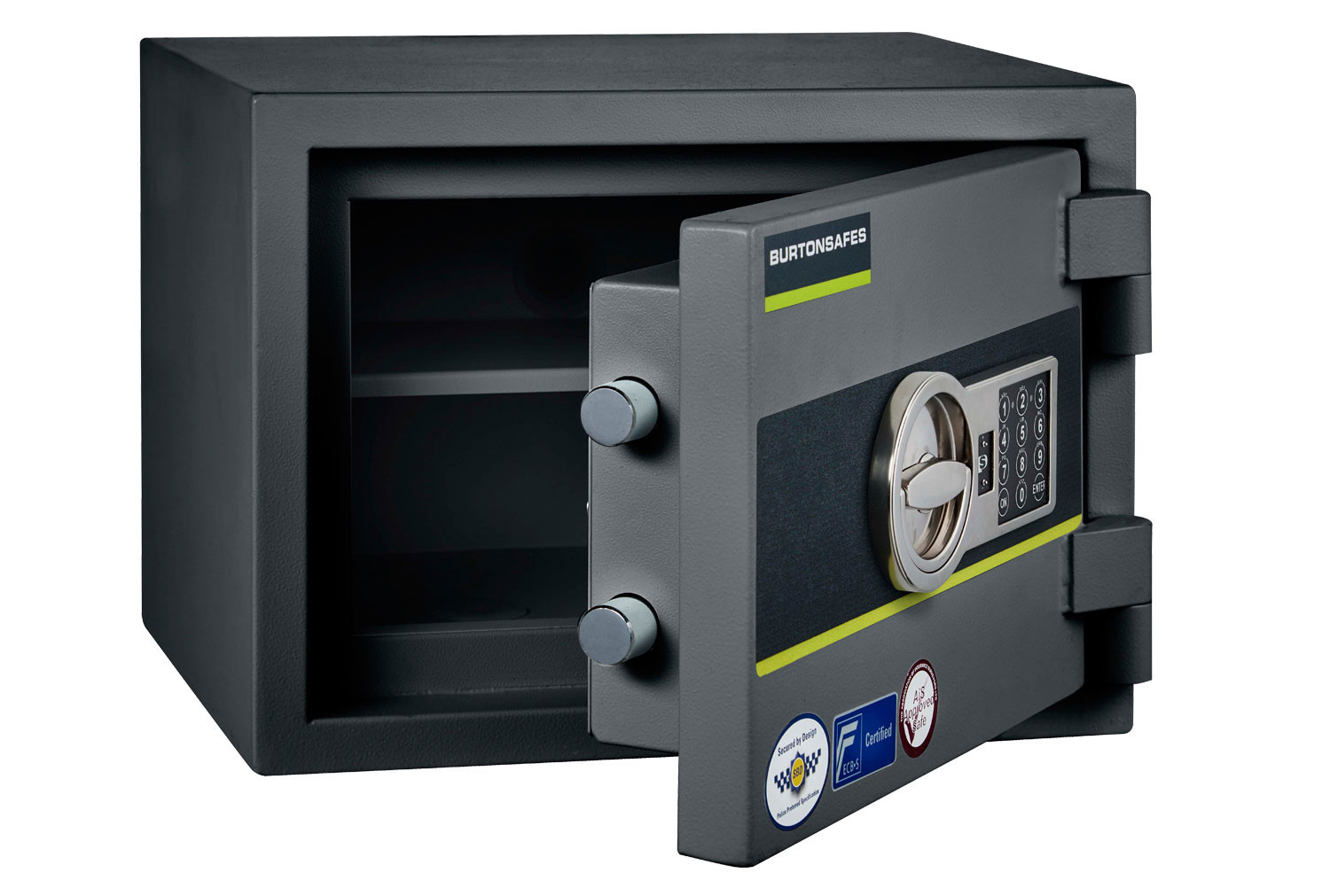 Burton Home Safe Size 1 Safe With Electronic Lock (11ltrs)