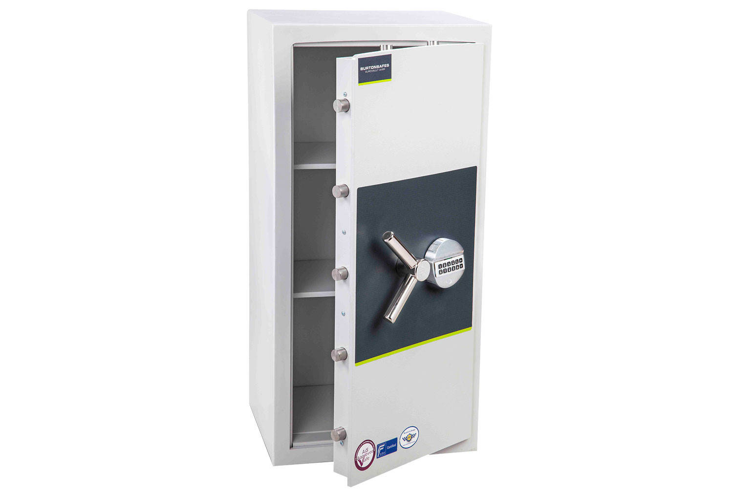 Burton Eurovault Aver Grade 1 Size 4 Safe With Electronic Lock (96ltrs)