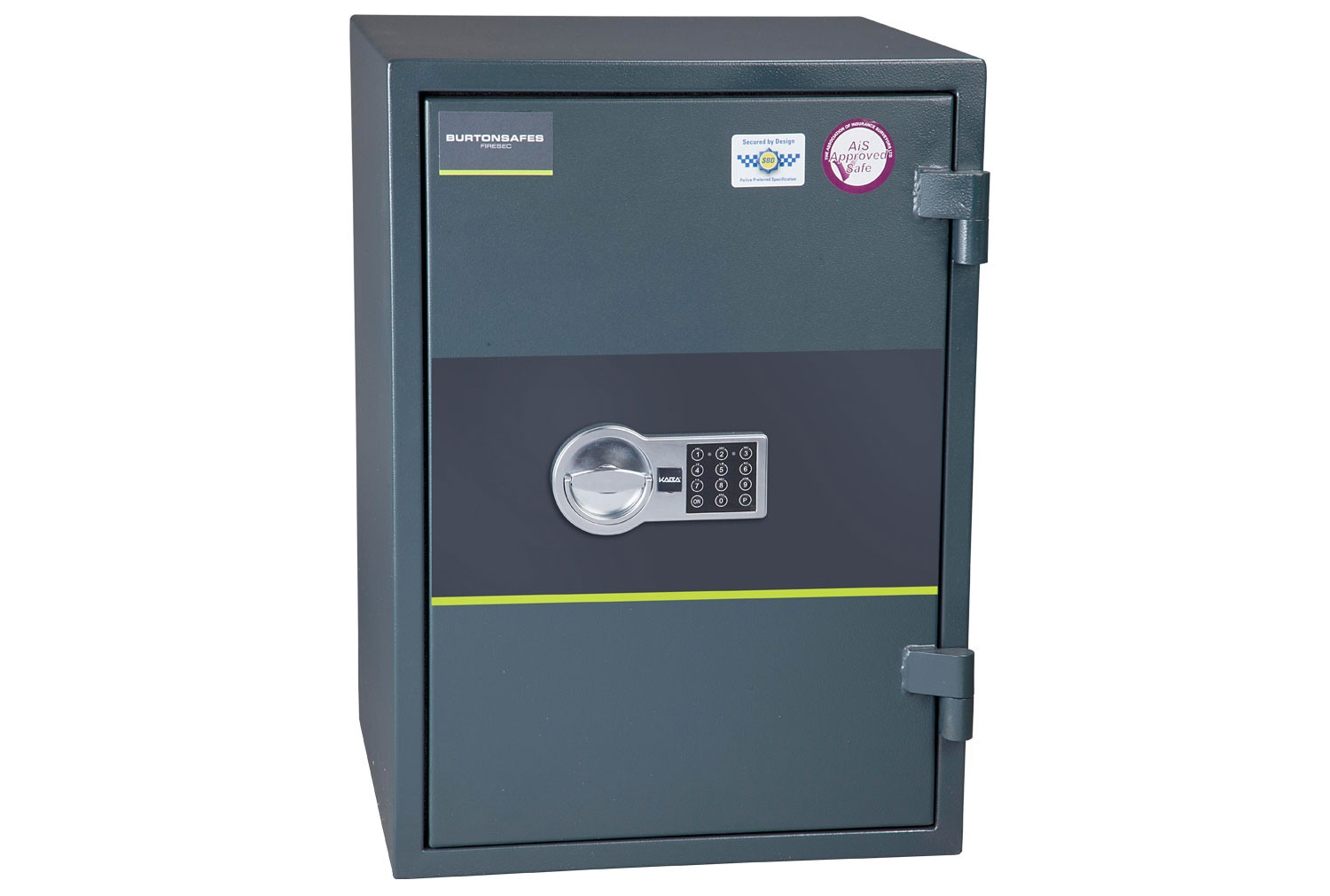 Burton Firesec 4/60 Fire Safe Size 3 With Electronic Lock (50ltrs)