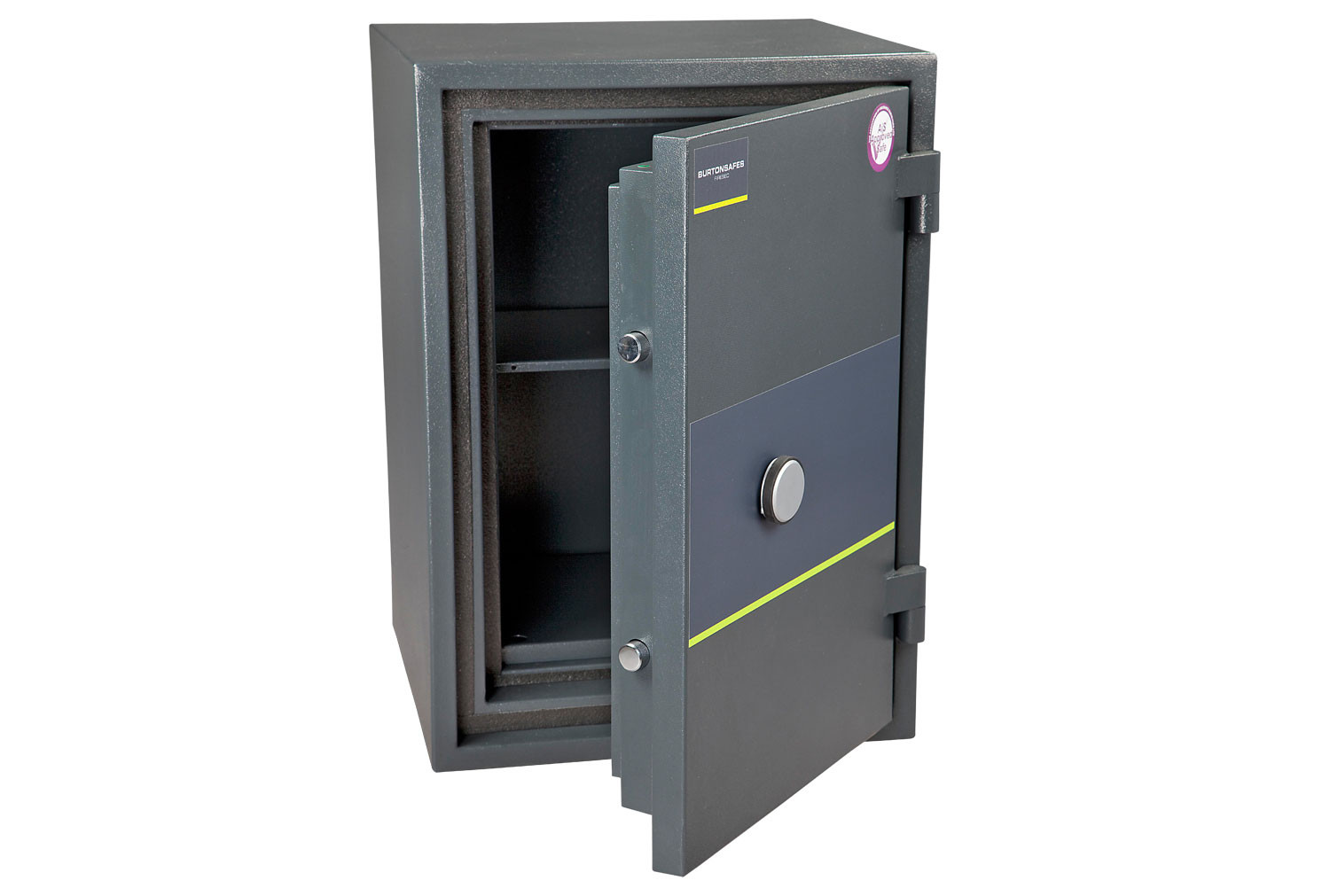 Burton Firesec 4/60 Fire Safe Size 3 With Key Lock (50ltrs)