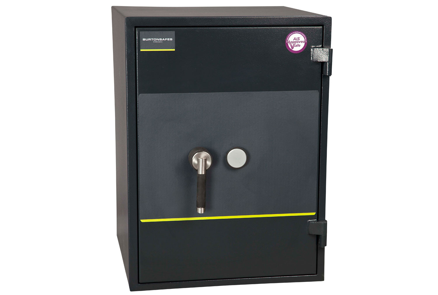 Burton Firesec 10/60 Fire Safe Size 2 With Key Lock (93ltrs)