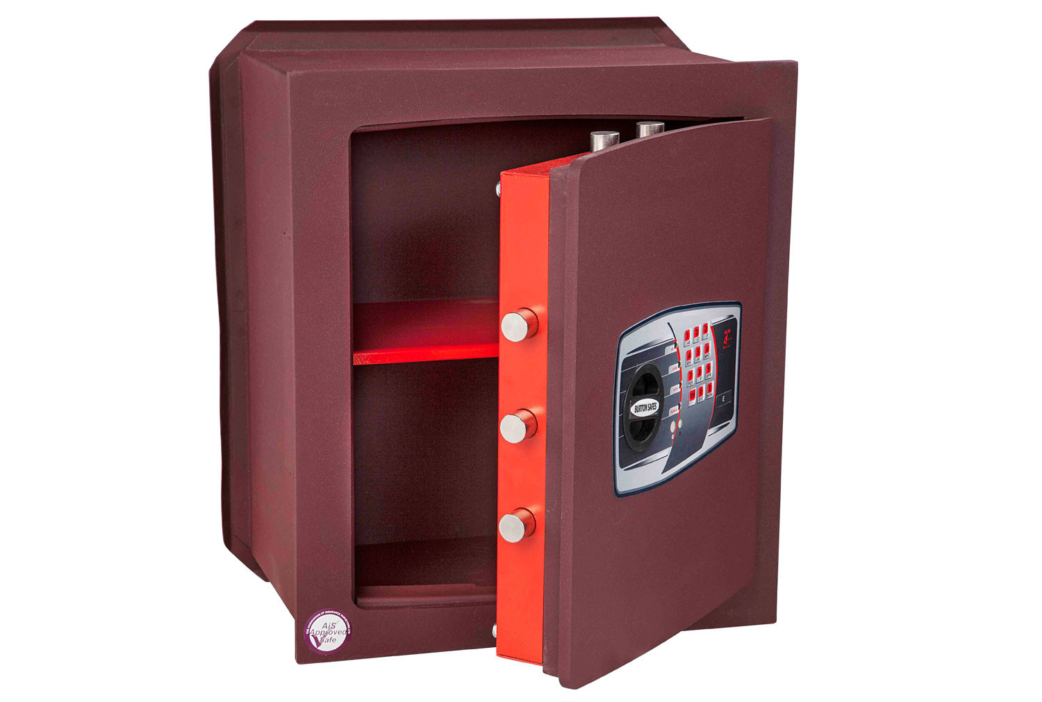 Burton Unica Wall Safe Size 3 With Electronic Lock (36ltrs)