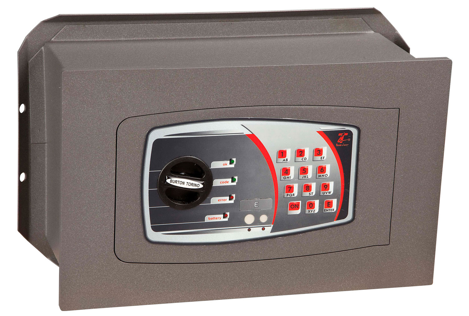 Burton Dk Wall Safe Size 2 With Electronic Lock (5ltrs)