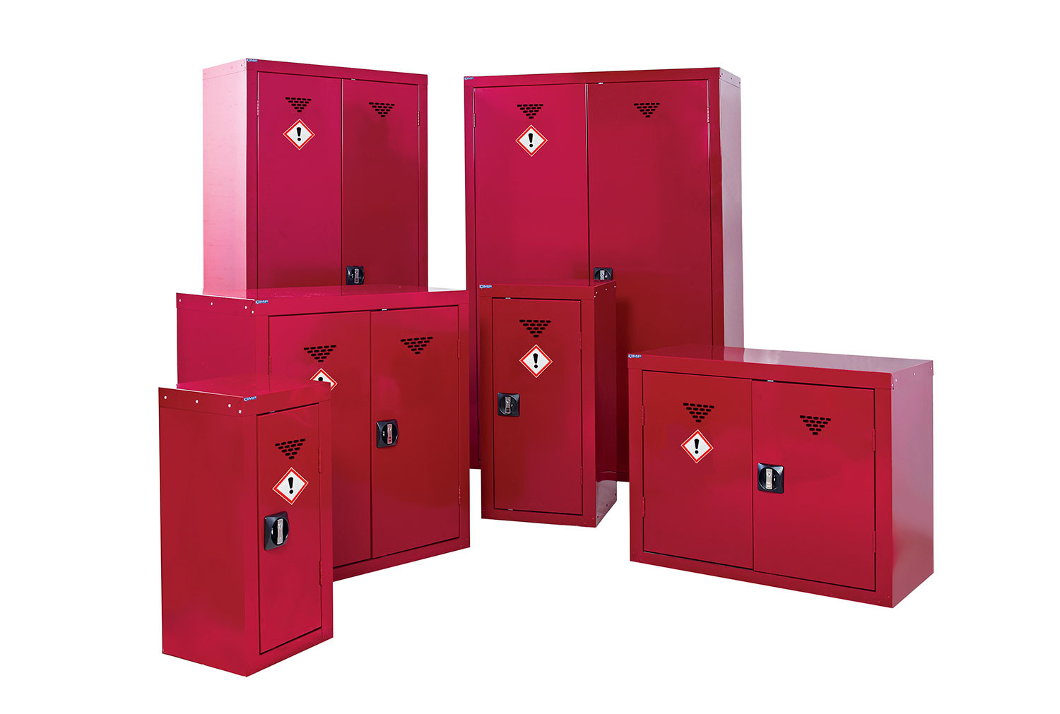 QMP Pesticide And Agrochemicals Storage Cupboard