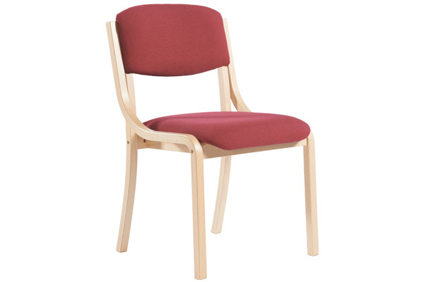 Chaucer Fabric Reception Side Chair
