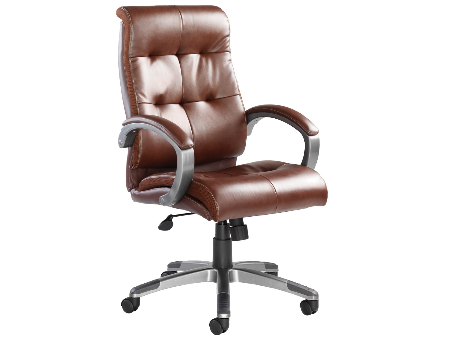 Vomero Leather Faced Executive Chair