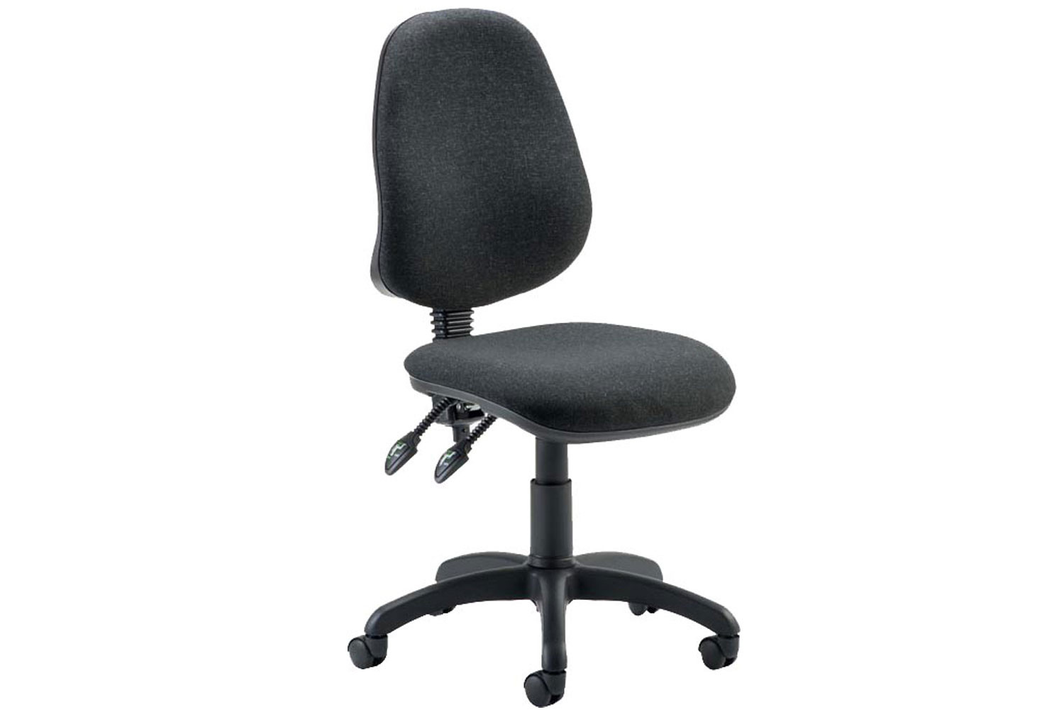 Lunar 2 Lever Operator Chair With No Arms
