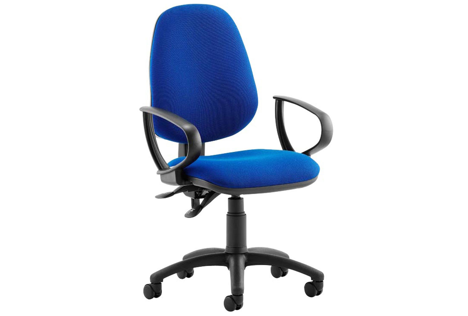 Lunar 2 Lever Operator Chair With Fixed Arms