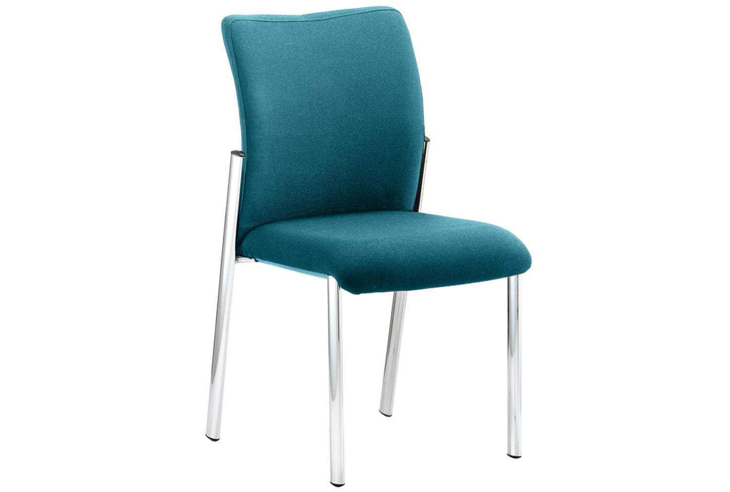 Guild 4 Leg Side Chair With Fabric Seat And Back