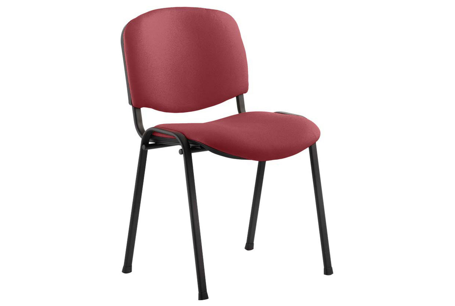 ISO Black Frame Conference Chair (Ginseng Chilli)