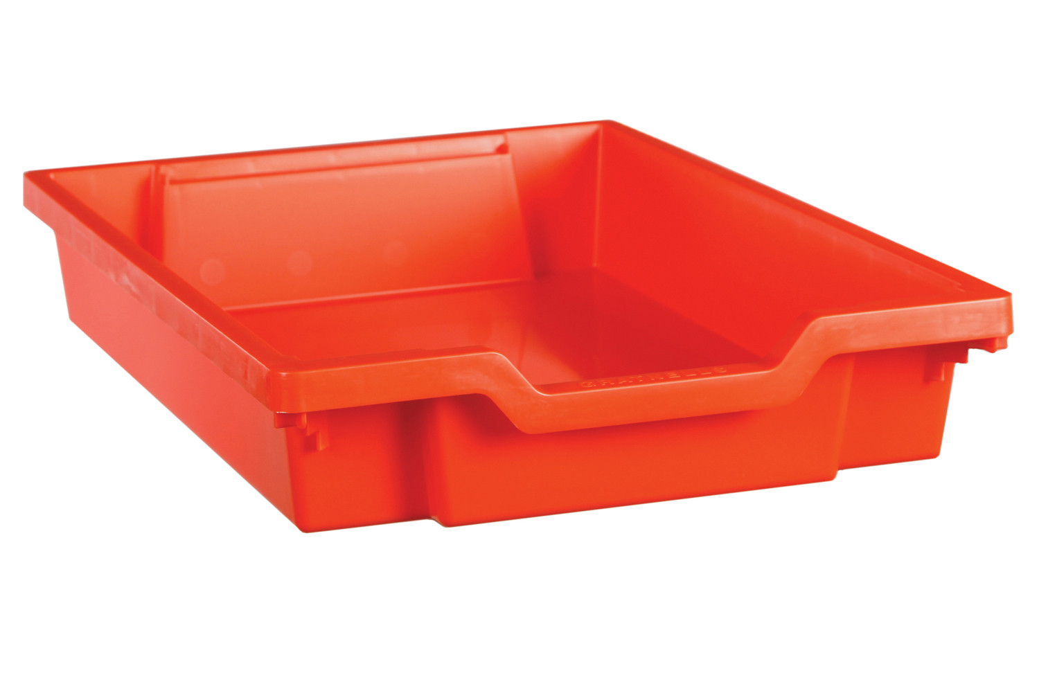 Pack Of 12 Gratnell Shallow Trays
