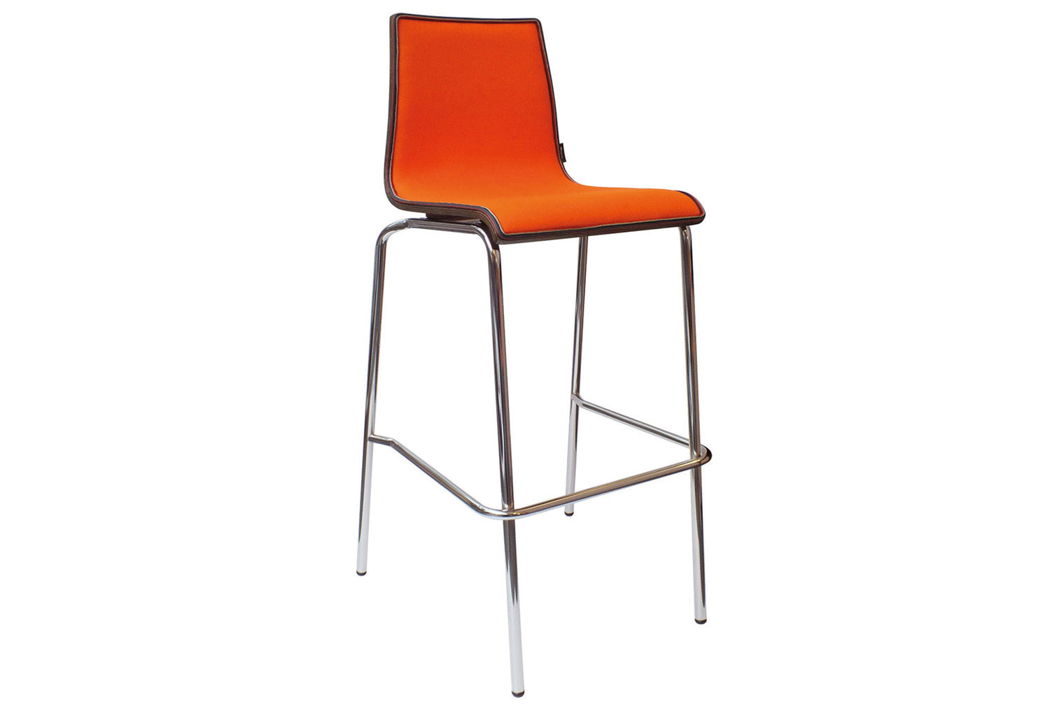 Source Fully Upholstered Bistro Stool