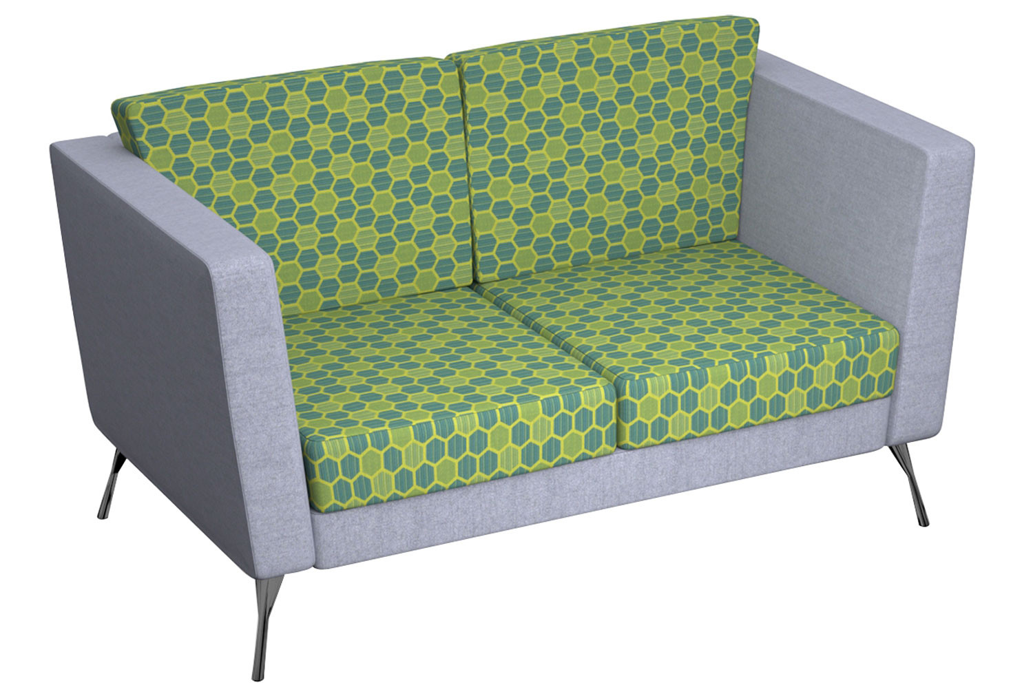 Placid Two Seater Sofa