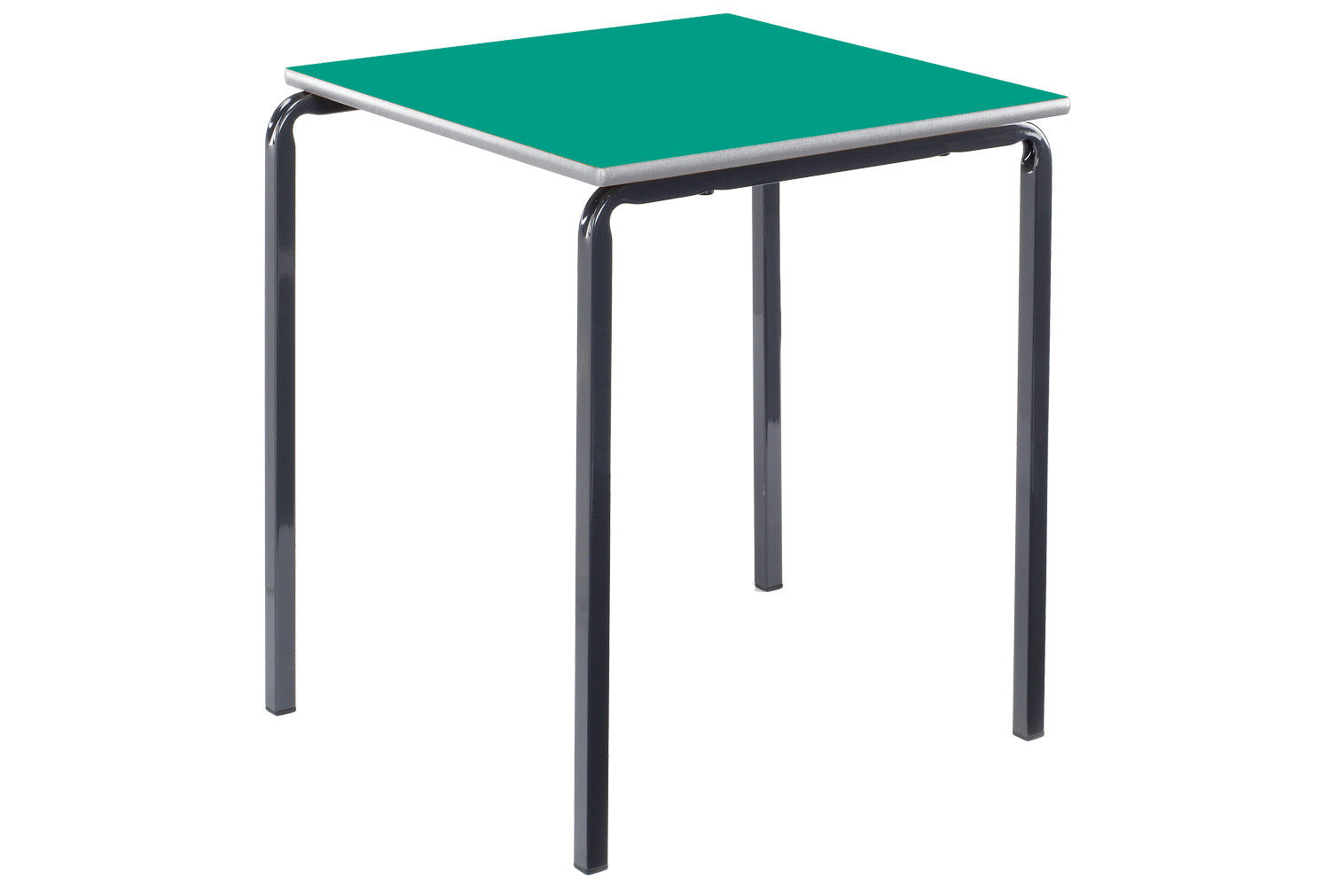 Square Crush Bent Classroom Tables 3-4 Years