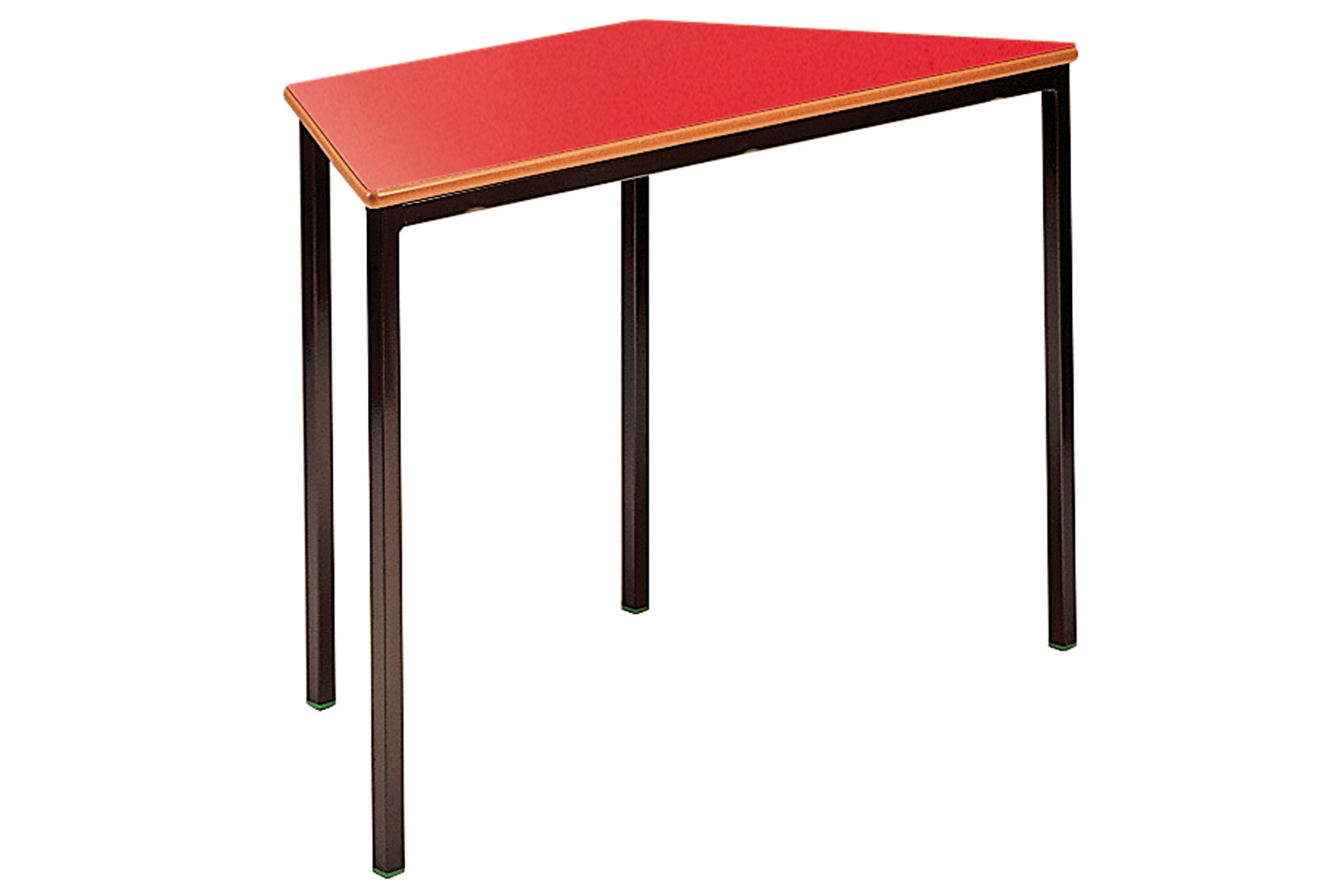 Trapezoidal Fully Welded Classroom Tables 6-8 Years