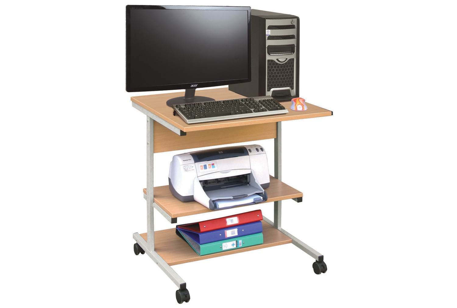 Compact Workstation
