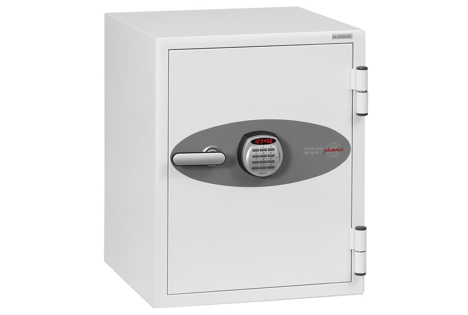 Phoenix Fire Fighter FS0441E Fire Safe With Electronic Lock (63ltrs)